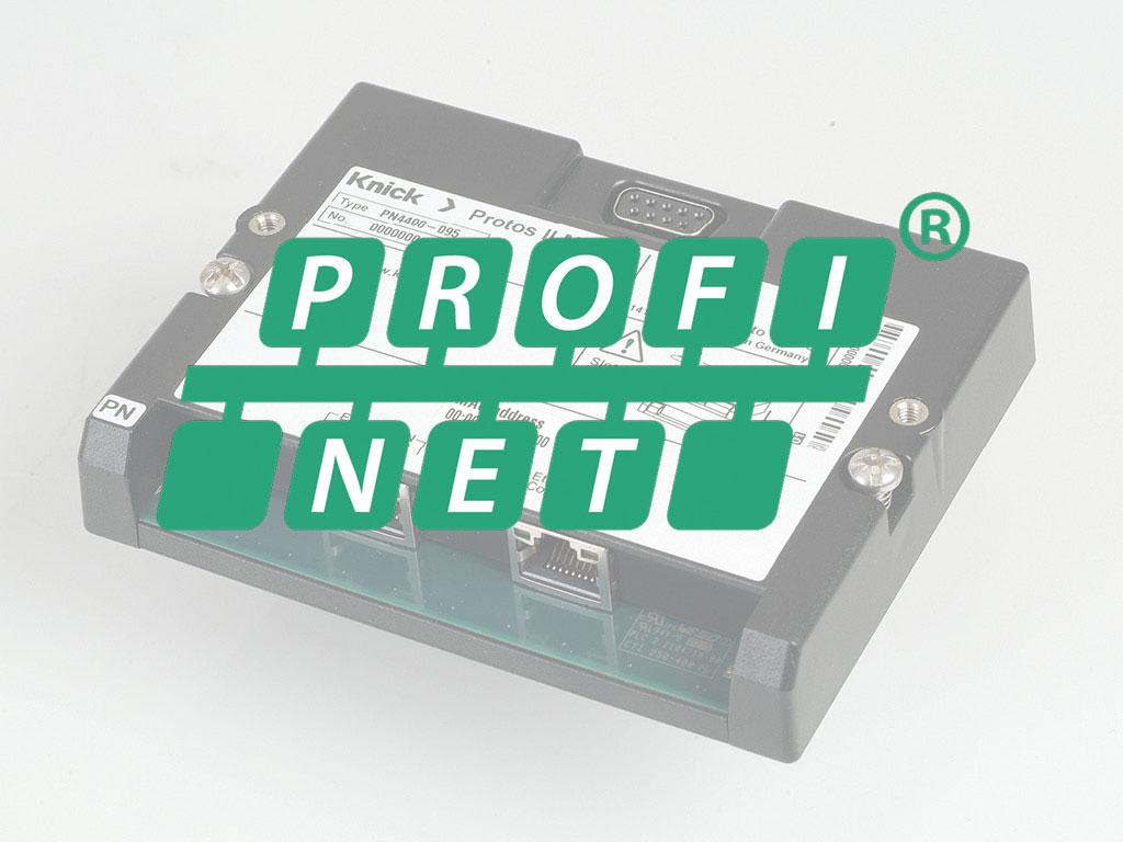 PROFINET Module for Industrial Transmitter Protos II 4400