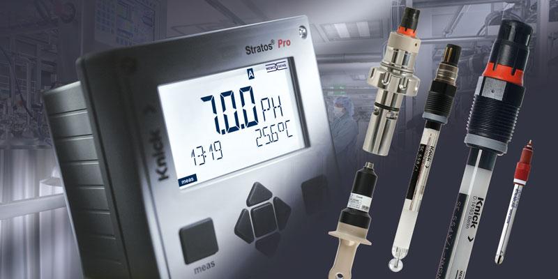 Stratos Pro Transmitter für die Impfstoff-Produktion