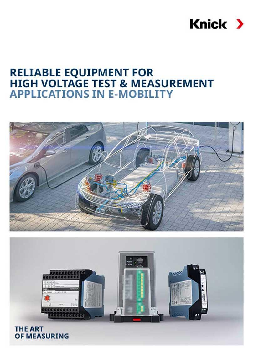 E-Mobility Expo Flyer